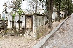 Tomb of?