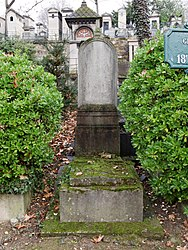Tomb of Fauchon and Suchet