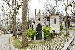 Tomb of Martin and Robert