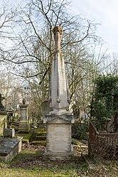 Tomb of Frederick Albert Winsor (1762-1830)