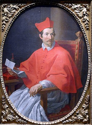 Francesco Barberini (1597–1679) - Cardinal Francesco Barberini by Andrea Sacchi