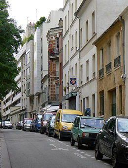 Image illustrative de l'article Rue Villiers-de-L'Isle-Adam