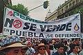 PEMEX no se vende - Protesta contra reforma energética de Felipe Calderón - CDMX 2008.jpg