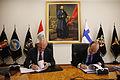 PERU Y FINLANDIA SUSCRIBIERON MEMORANDUM DE ENTENDIMIENTO SOBRE COOPERACIÓN CIENTÍFICA Y TECNOLÓGICA EN DEFENSA (23059612490).jpg