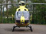 PH-MAA ANWB Medical Air Assistance Eurocopter EC135 at Hoofddorp pic 5.JPG