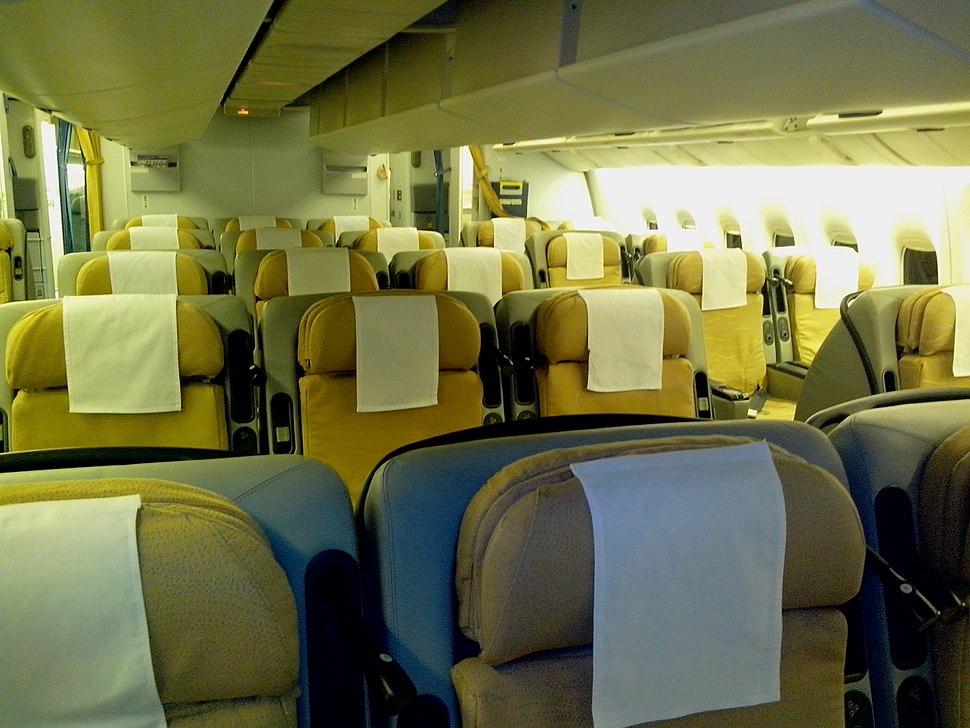 PIA B777 Business Class