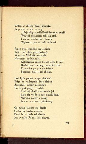 Filepl Tadeusz Boy żeleński Słówka 107jpg Wikimedia Commons