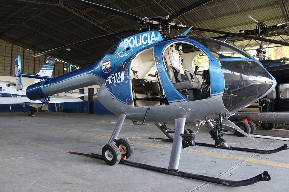 PNC-02N MD Helicopters MD520N El Salvador Policia (7486576752)