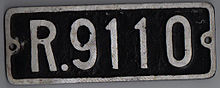 POLAND Gdansk or Danzig boat plate 1940's^ MYSTERY^^ HELP - Flickr - woody1778a.jpg
