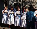 POL CZ Womans in Silesian dresses from Cieszyn Silesia, 2008 03.JPG