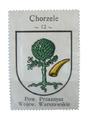POL Chorzele COA Kaffe Hag.png