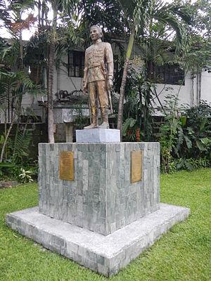 Paciano Rizal - General Paciano Rizal Monument, Tomb, Park and Shrine