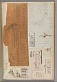 Page from a Scrapbook containing Drawings and Several Prints of Architecture, Interiors, Furniture and Other Objects MET DP372102.jpg