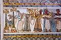 Painting on limestone sarcophagus of religious rituals from Hagia Triada - Heraklion AM - 02.jpg