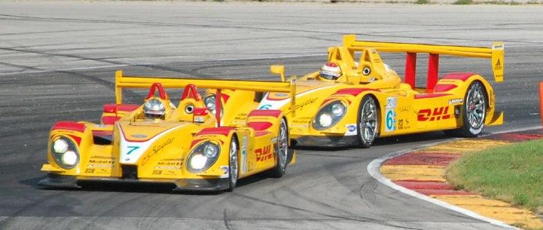 Pair of RS Spyders