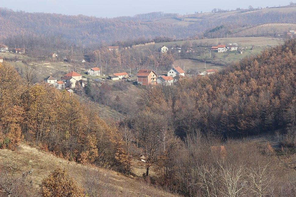 Paklje - opština Valjevo - zapadna Srbija - panorama 13