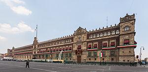 Palacio Nacional de Mexico