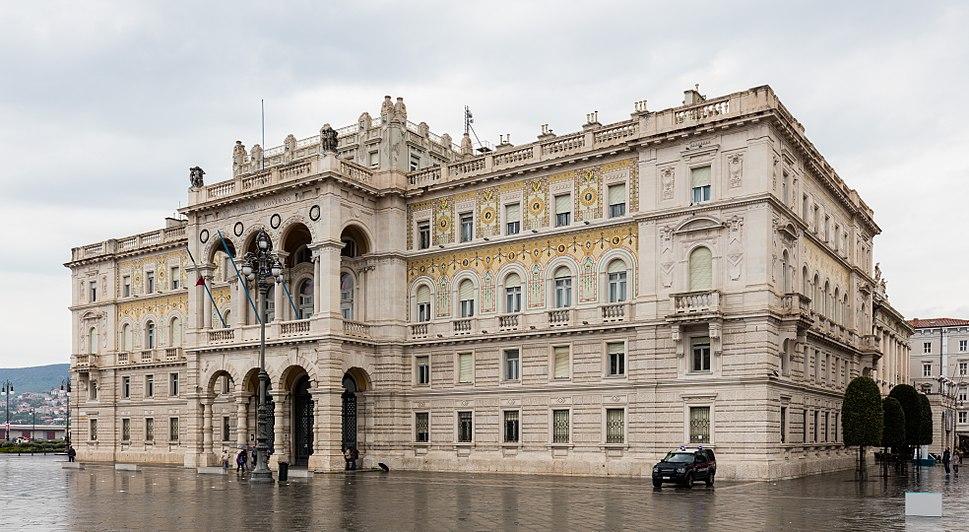 Palacio del Gobierno, Trieste, Italia, 2017-04-15, DD 08
