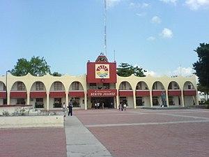 Benito Juárez Municipality, Quintana Roo - Municipal Hall, Cancun