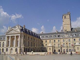 Côte-d'Or - Image: Palais des Ducs