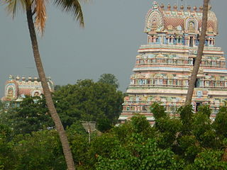 Palaivananathar Temple temple in India