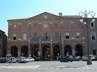 Matelica wikipedia for Casa arredo matelica