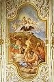 Palazzo ginori, affreschi di alessandro gherardini, La fucina di Vulcano, 1698.jpg