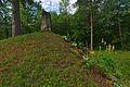 Památník u silnice mezi Runinou a Topoľou, okres Snina.jpg