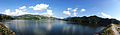 Panaromic view of Begnas Lake, Nepal.JPG