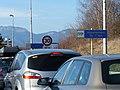 Panneaux E36a Ain B14 30 M1 50m E36b Rhône-Alpes embouteillage Ferney.jpg