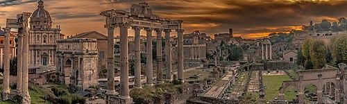 Rom essen im alten Rezepte Essen
