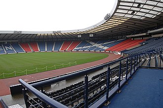 2001–02 UEFA Champions League - Image: Panoramio V&A Dudush Scotland National Stadium