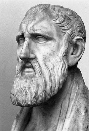 Zeno of Citium (c. 334 – c. 262 BC), whose Republic inspired Peter Kropotkin[23]