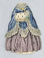 Paper Doll Costume, Paper Doll Costume with Muff and Blue Cloak, 1840–60 (CH 18344261).jpg