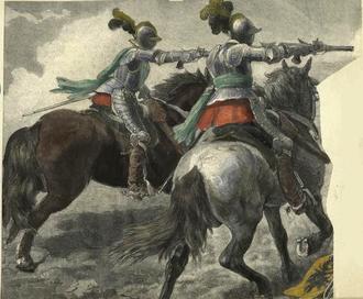 Gottfried Heinrich Graf zu Pappenheim - Cuirassiers of Gottfried Heinrich Graf zu Pappenheim