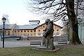 Paracelsus-Statue, Hallein 05.jpg