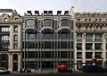 Paris, 124 rue Réaumur, Façade.jpg