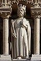 Paris - Cathédrale Notre-Dame -Galerie des rois - PA00086250 - 005.jpg