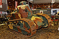Paris - Retromobile 2014 - Char léger Renault FT - 004.jpg