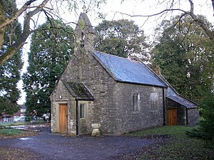 Bettws, Newport - Image: Parish church of St David's, Bettws geograph.org.uk 1572767