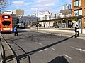 Parker Street and Piccadilly Gardens Tram Station - geograph.org.uk - 1748738.jpg