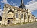 Parnes (60), église Saint-Josse, vue depuis le sud-ouest 4.jpg