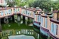 Pastel hued bridge, Haw Par Villa (14607294839).jpg