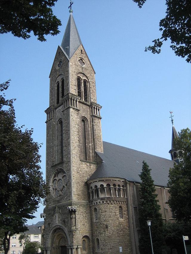 Église Saint Henri