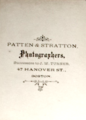 Patten and Stratton photographers 47 Hanover Street in Boston USA.png