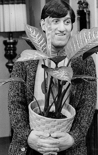 Paul Benedict - Paul Benedict as Harry Bentley, 1975.