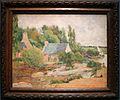 Paul gauguin, le lavandaie a pont-aven (lavandaie al mulino simonou), 1886.JPG