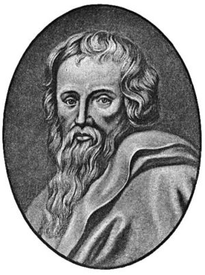 Authorship of the Pauline epistles - A 19th-century portrayal of Paul the Apostle