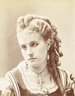 Pauline Markham - Image: Pauline Markham, original British Blonde (2017650735)