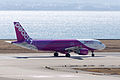 Peach Aviation ,MM35 ,Airbus A320-214 ,JA814P ,Departed to Kaohsiung ,Kansai Airport (16660682032).jpg